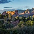 Adobe Jack Trail View, No. 2 by Belinda Greb
