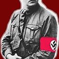 Adolf Hitler Crossed Hands Circa 1934-2015 by David Lee Guss
