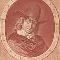 Adriaen Van Ostade by Jacob Gole After Adriaen Van Ostade
