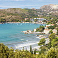 Adriatic Coast In Croatia by Didier Marti