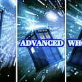 Advanced Whovians Alt by Robert Radmore