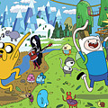 Adventure Time by Zia Low