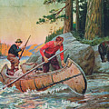 Adventures On The Nipigon by JQ Licensing