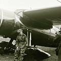 Amelia Earhardt, Ireland, Solo Atlantic Crossing, May 21st, 1932 by Thomas Pollart