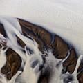 Aerial Photo Thjosa Iceland by Gunnar Orn Arnason