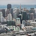 Aerial San Francisco by Michael Lee