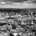 Aerial View Of London 6 by Mark Rogan