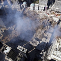 Aerial View Of The Destruction Where by Stocktrek Images