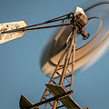 Aermotor Windmill by Jeff Bartelt