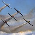 Aerostars by Angel Ciesniarska