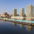 Afloat Swimming Pool by Werner Dieterich