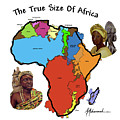 Africa In Perspective by Marcella Muhammad