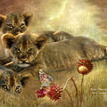 Africa - Innocence by Carol Cavalaris