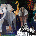 Africa by Pilar  Martinez-Byrne