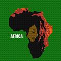 Africa Woman by Antonio Davis