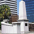 African American History Monument by Panoramic Images