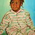 African Cutie by Carole Spandau