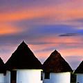 African Huts by Scott Kemper
