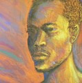 African Man by Jan Gilmore