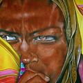 African Princess by Ralph Lederman