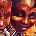 African Queens by Glenford John