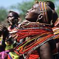 African Rhythm by Michele Burgess