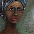 African Beauty  by Siran Ajel