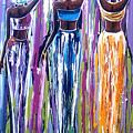 African Women by Jethro Longwe