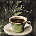 Afrikan Coffees Iv by Mindy Sommers