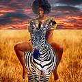 Afrikkan Princess  by Damali Conceptuals