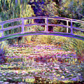 After Monet Water Lily Pond by Isabella Howard