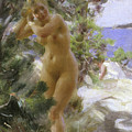 After The Bath, 1895 by Anders Leonard Zorn