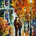 After The Date by Leonid Afremov