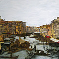 After The Grand Canal by Hyper - Canaletto