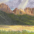 After The Monsoon Organ Mountains by Jack Pumphrey