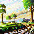 After The Rains by Anthony Mwangi
