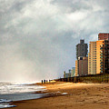 After The Storm At Condo Row by Bill Swartwout Photography