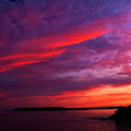 After The Storm Sunset by Alana Ranney