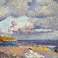 After The Storm The Bather by Henri Edmond Cross