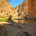Afternoon At Boquillas Canyon by Adam Jewell