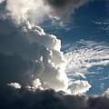 Afternoon Clouds by KG Thienemann