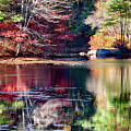 Afternoon Reflection by Jeff Folger
