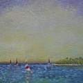 Afternoon Sailing by Gail Kent