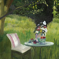 Afternoon Tea by Gloria Condon
