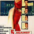 Against The House Film Noir  by R Muirhead Art