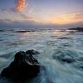 Against The Sea by Mike Dawson