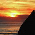 Agate Beach Oregon by Tom Janca