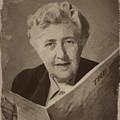 Agatha Christie 3 by Afterdarkness