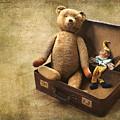 Aged Toys by Jutta Maria Pusl