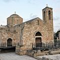 Agia Kyriaki, Paphos, Cyprus by Shay Levy